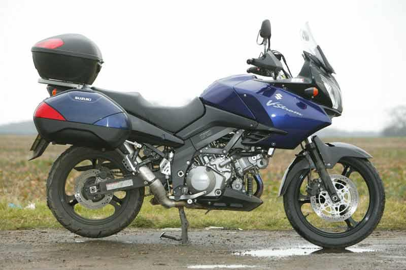Suzuki V Strom Problems
