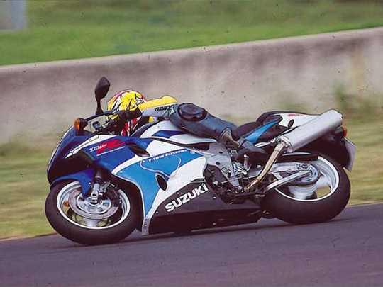 SUZUKI TL1000R  (1998-2004)