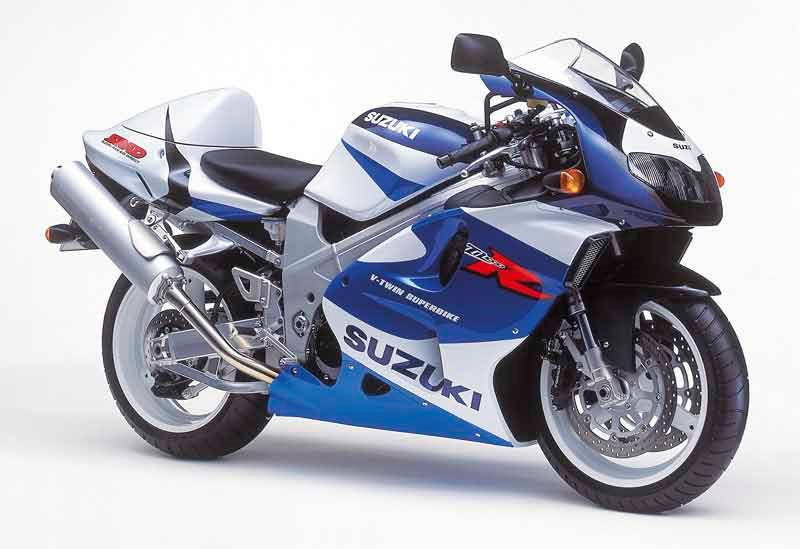 New Suzuki TL 1000 R-K1 Faired Racing V 01 Indicator Complete Front Left Side