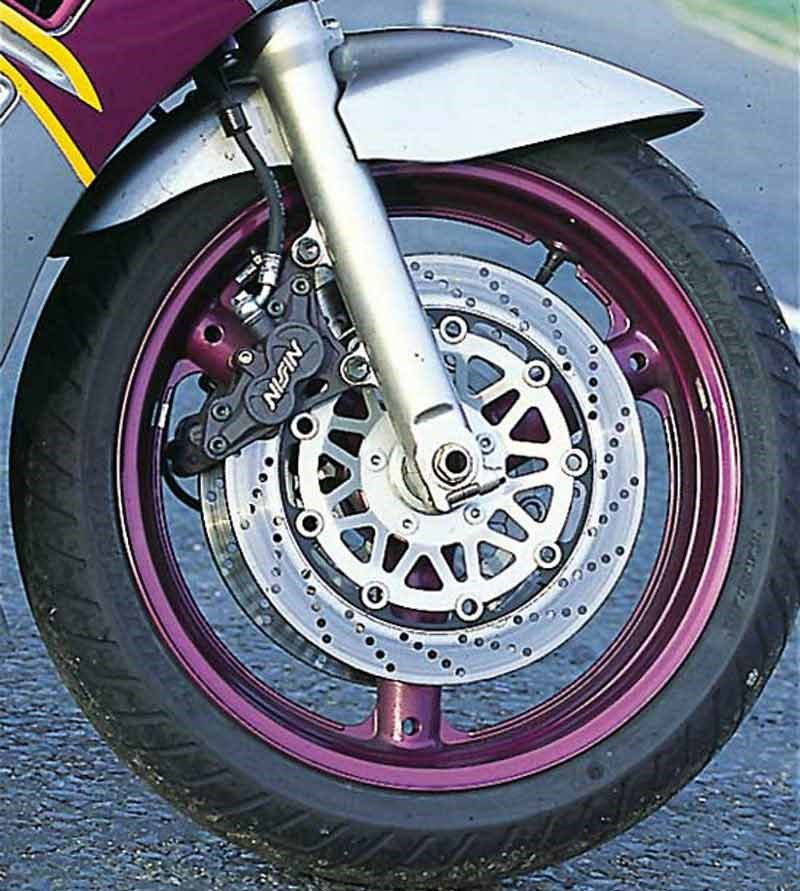 Suzuki Rf900 1995 1999 Review Mcn