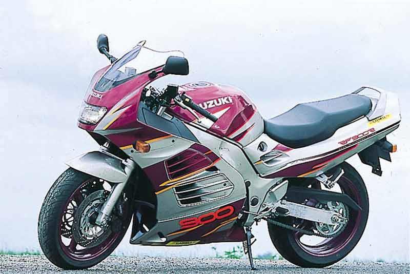 Manual Suzuki Rf 600 R 1996 Мануал