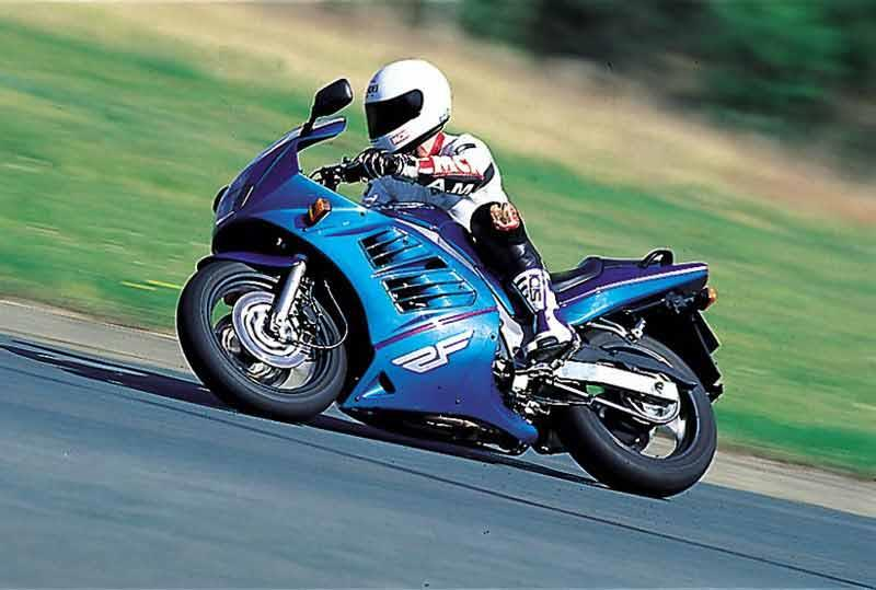 SUZUKI RF600 (1993-1997) Review   Speed, Specs & Prices   MCN