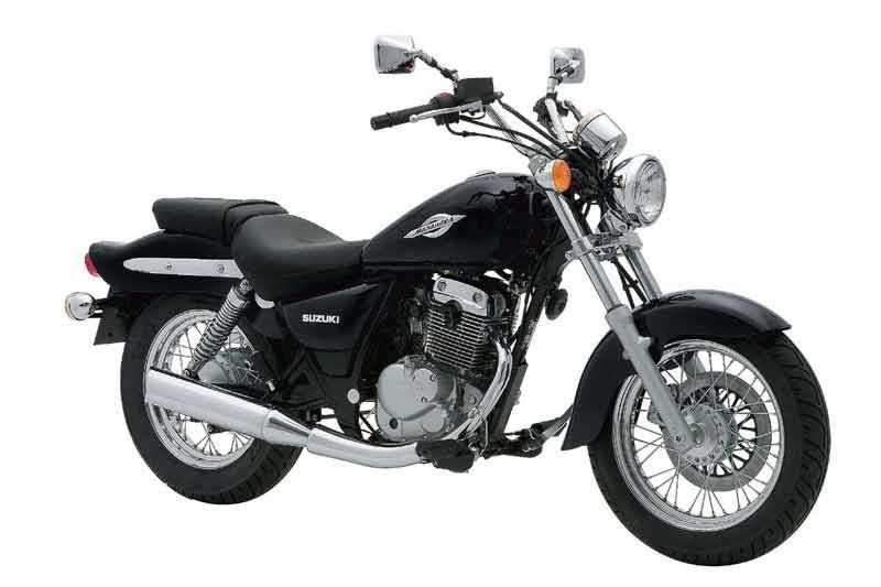 Suzuki Gz125 Marauder 1998 2011 Motorcycle Review Mcn