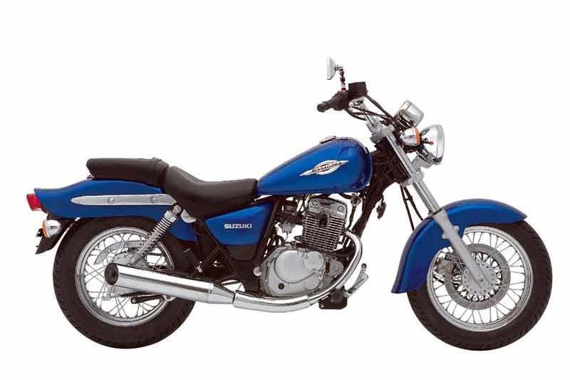 Suzuki Gz125 Marauder 1998 2011 Review Mcn