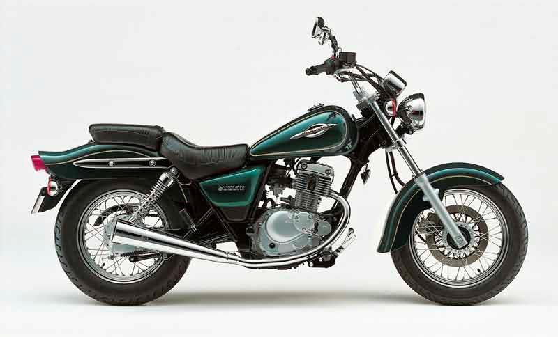 SUZUKI GZ125 MARAUDER (1998-2011) Motorcycle Review | MCN
