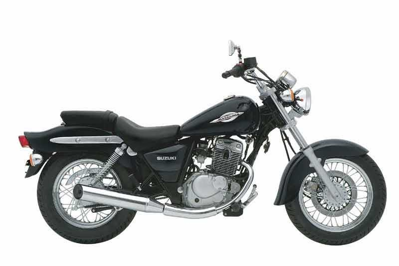 Suzuki Gz125 Marauder 1998 2011 Review Mcn
