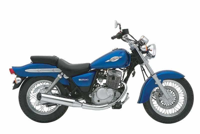 Suzuki Marauder  Review