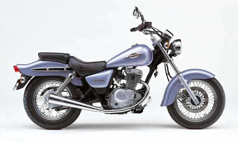 Suzuki Marauder Mpg