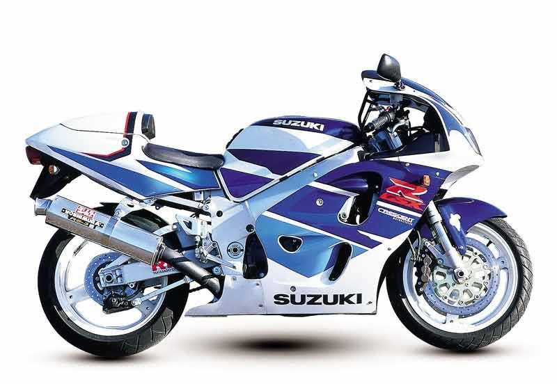 Suzuki Gsx R750 1996 1999 Review Mcn