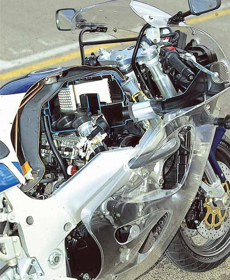 SUZUKI GSX-R750 (1996-1999) Review | Specs & Prices | MCN