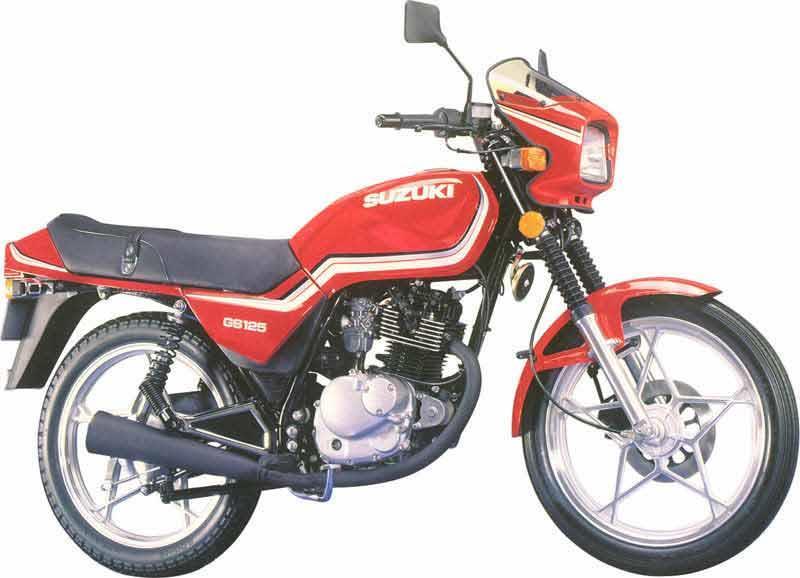 Suzuki Gs Manual