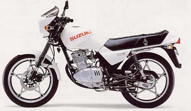 suzuki gs125 (1982 2000) review speed, specs \u0026 prices mcn