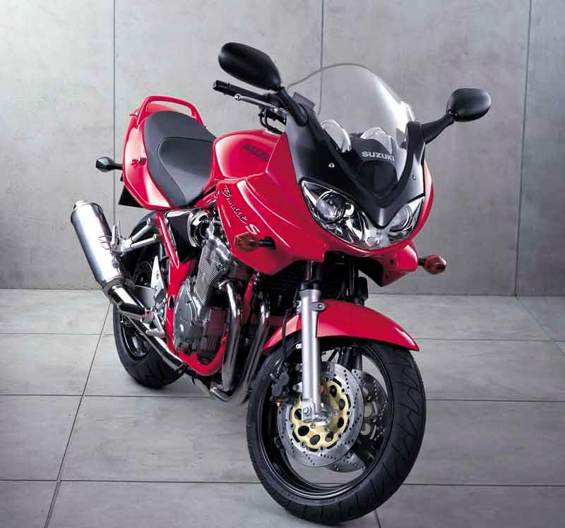 SUZUKI GSF600 BANDIT (1996-2005) Review, Specs & Prices | MCN