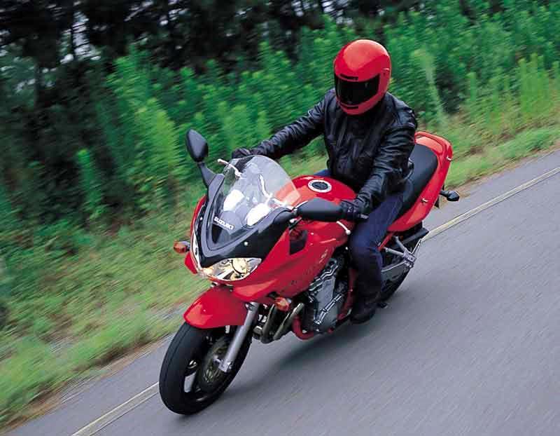 SUZUKI GSF600 BANDIT (1996-2005) Review, Specs & Prices | MCN