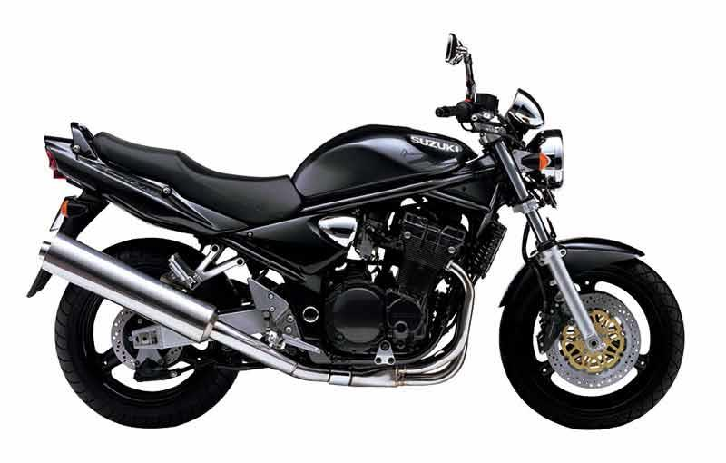 New Suzuki GSF 1200 S-K4 Bandit Half Faired 04 Indicator Complete Front Right