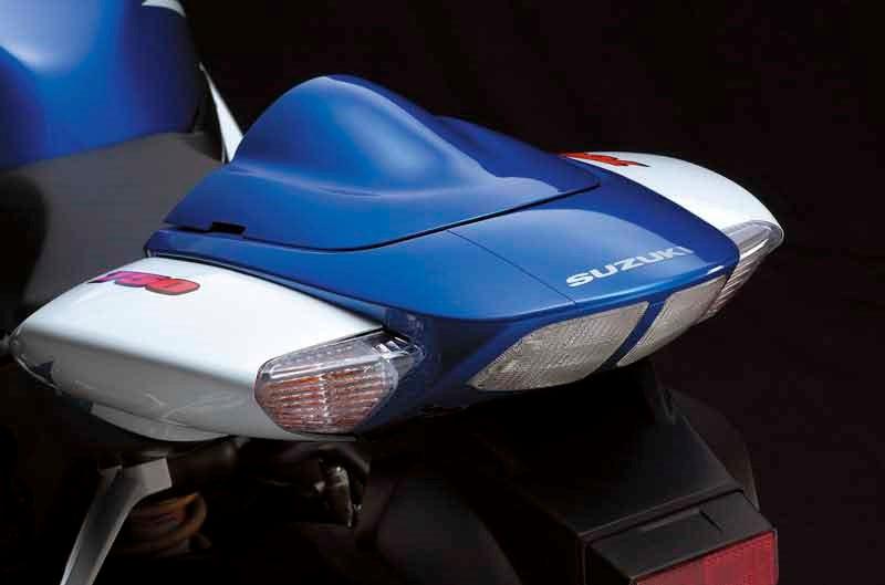 SUZUKI GSX-R750 (2006-2007) Review   Specs & Prices   MCN