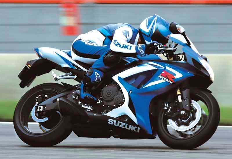 Suzuki Gsx R750 2006 2007 Review Mcn