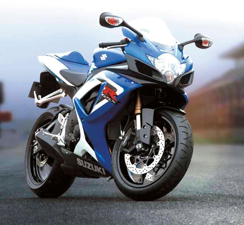 SUZUKI GSX-R750 (2006-2007) Review | MCN
