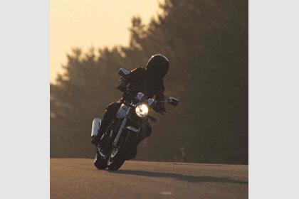 Suzuki GSX750 motorcycle review - Riding