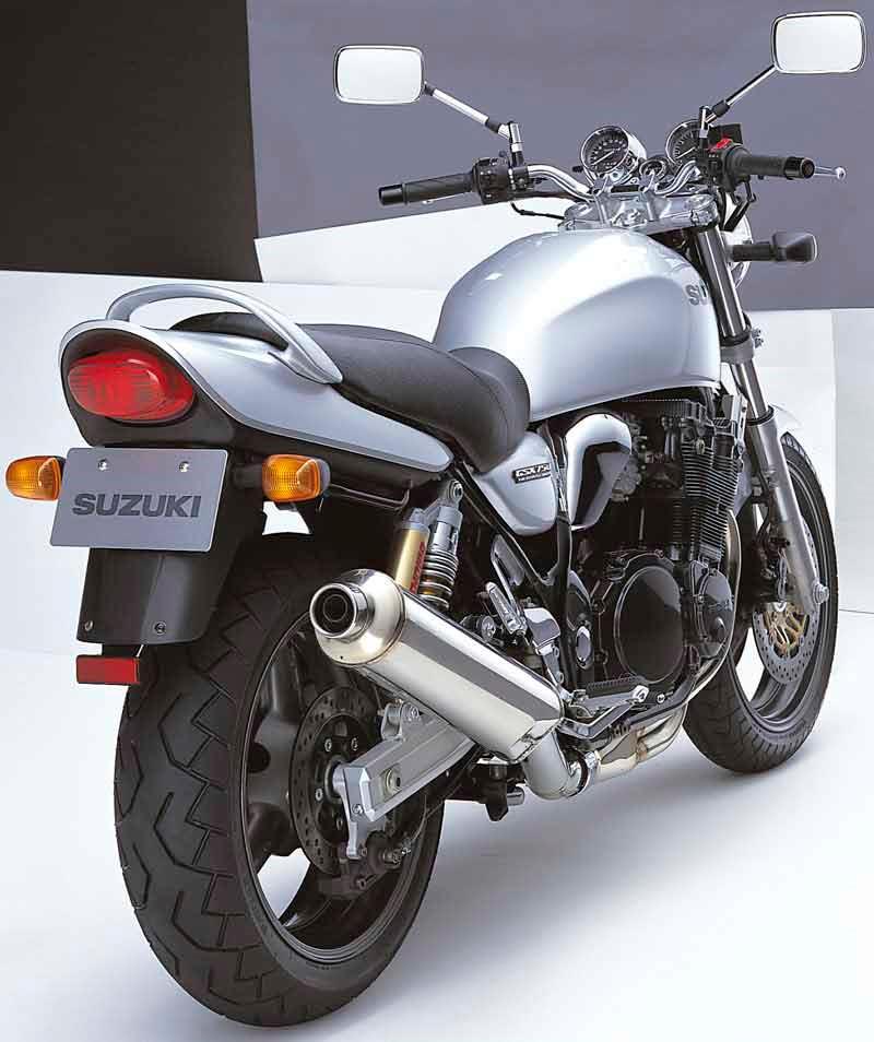 Suzuki Gsx750 1997 2002 Review Speed Specs Prices Mcn