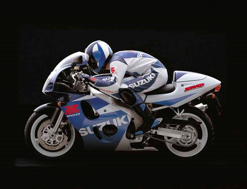 SUZUKI GSX-R600 (1996-2000) Review | Specs & Prices | MCN