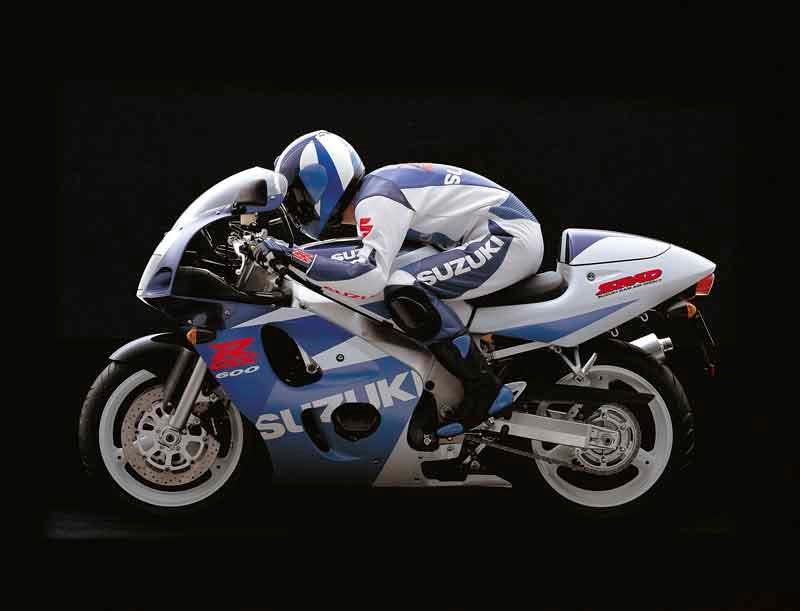 Suzuki Gsx R600 1996 2000 Review Specs Prices Mcn