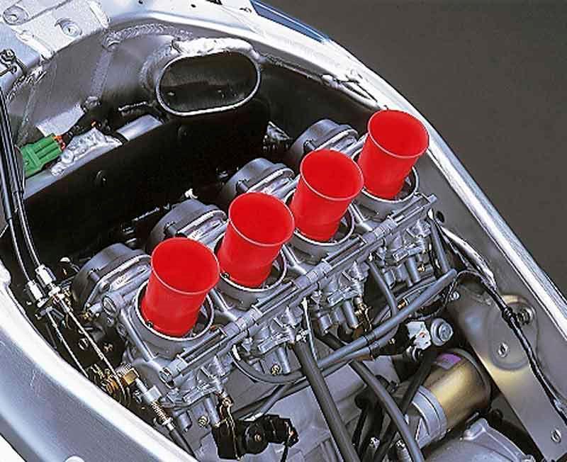 suzuki gsx-r600 motorcycle review - engine
