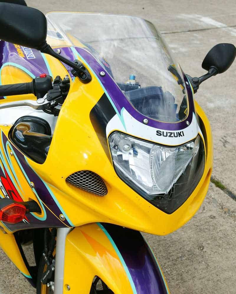 SUZUKI GSX-R600 (2001-2003) Review | Specs & Prices | MCN