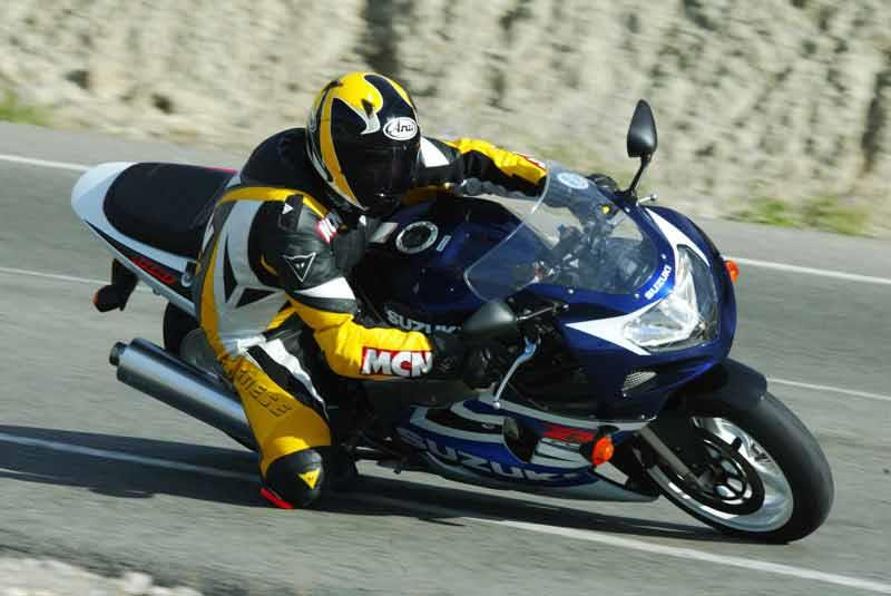 SUZUKI GSX-R600 (2001-2003) Review | Specs & Prices | MCN