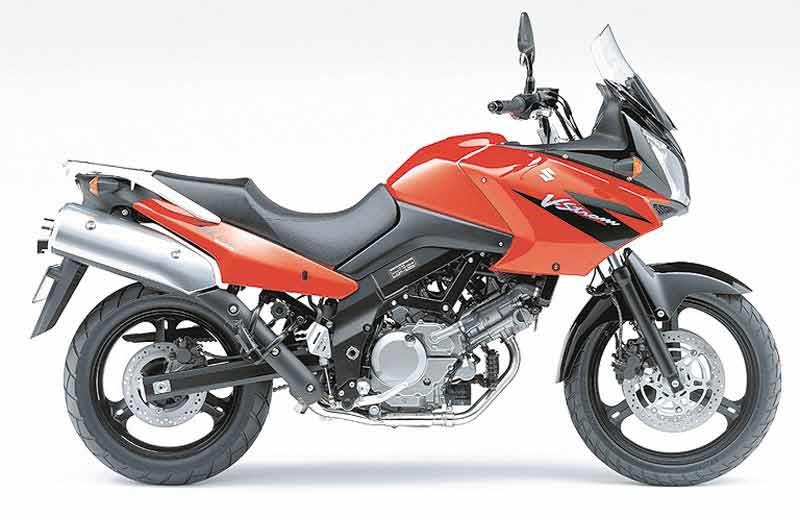 Suzuki dl650 review