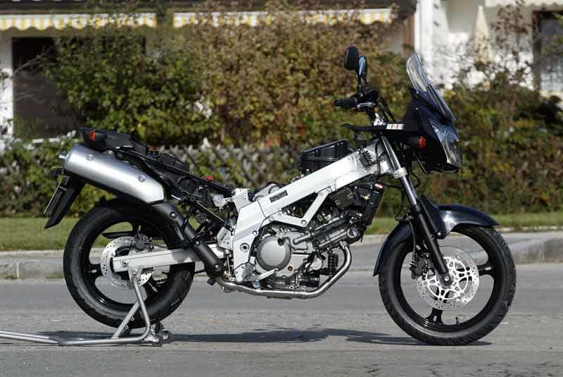 Suzuki V Strom Value