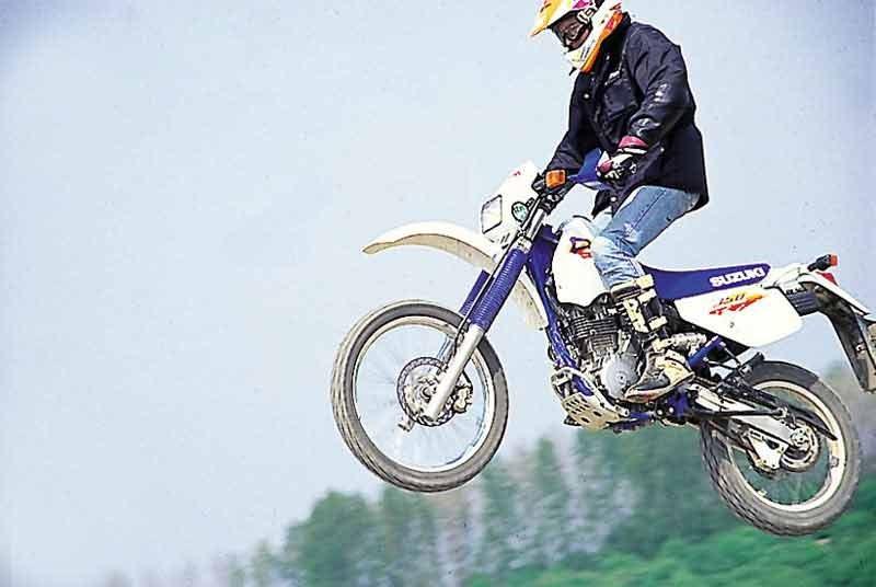 Suzuki Dr350 1992 1999 Review Mcn