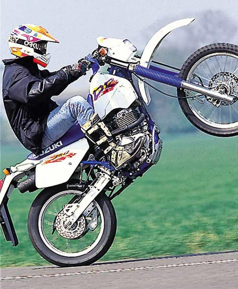 Pleasant Suzuki Dr350 1992 1999 Review Speed Specs Prices Mcn Camellatalisay Diy Chair Ideas Camellatalisaycom