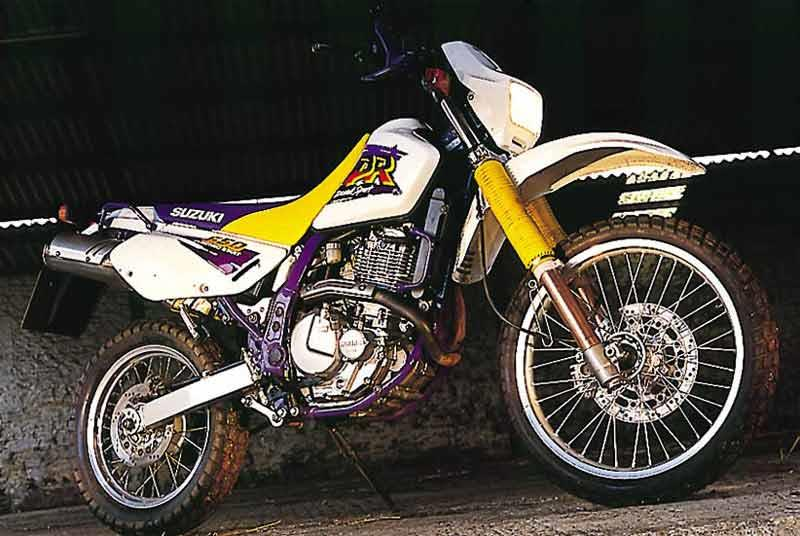 Speedo Cable 350 CC Suzuki DR 350 SER   1994