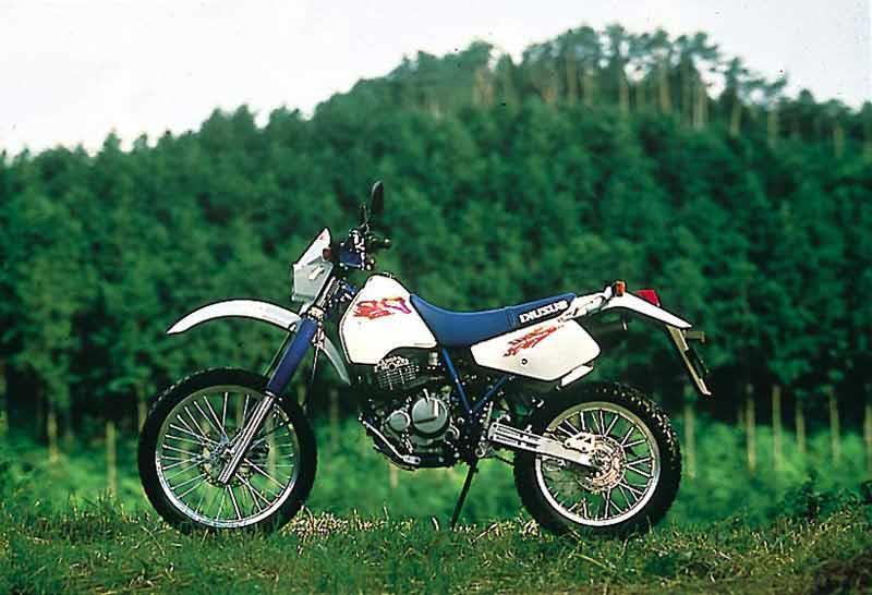 1994 suzuki dr350se specs