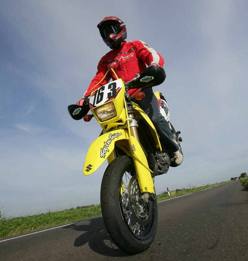 SUZUKI DRZ400S (2001-2008) Review | Speed, Specs & Prices | MCN