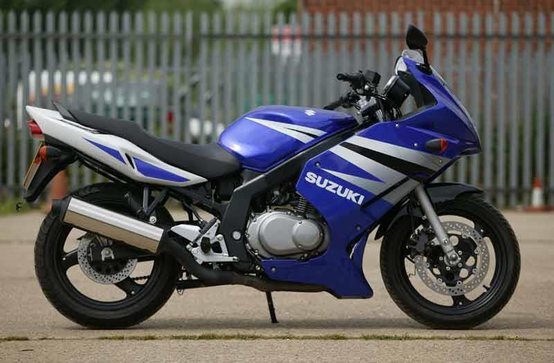 SUZUKI GS500 (1989-2008) Review | MCN