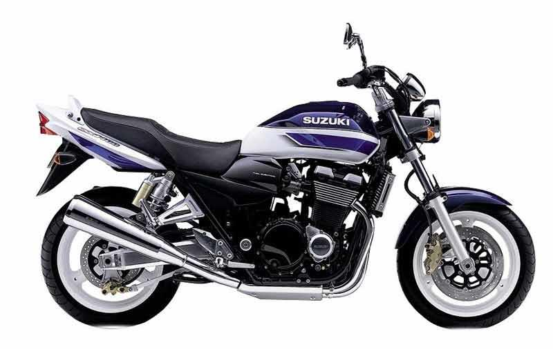 SUZUKI GSX1400 (2001-2006) Review | Speed, Specs & Prices | MCN