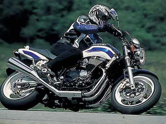 SUZUKI GSX1400  (2001-2006)