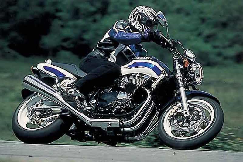 SUZUKI GSX1400 (2001-2006) Review | Speed, Specs & Prices | MCN