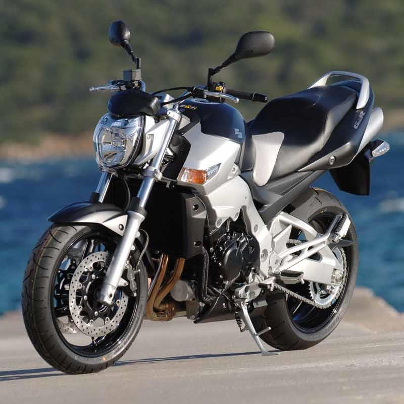 Suzuki Gs  Review