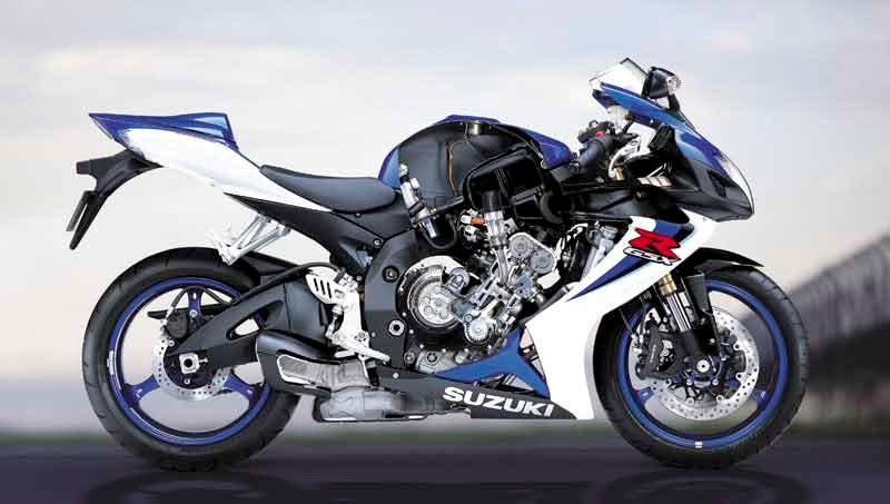 SUZUKI GSX-R600 (2006-2007) Review | Specs & Prices | MCN