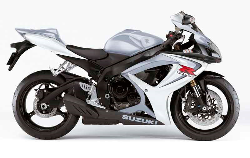 Pleasing Suzuki Gsx R600 2006 2007 Review Specs Prices Mcn Ibusinesslaw Wood Chair Design Ideas Ibusinesslaworg