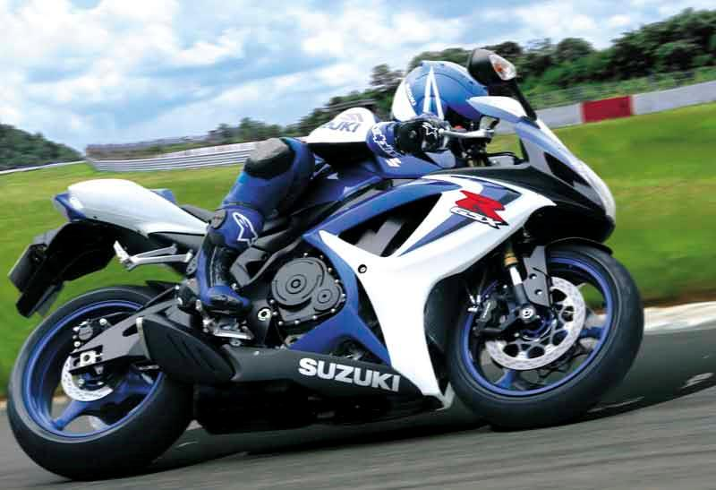 SUZUKI GSX-R600 (2006-2007) Review | Specs & Prices | MCN