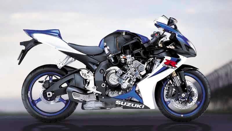 SUZUKI GSX-R600 (2006-2007) Review   MCN