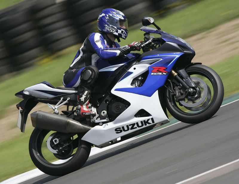 Suzuki Gsxr Reliability