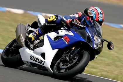 SUZUKI GSX-R1000  (2005-2006)