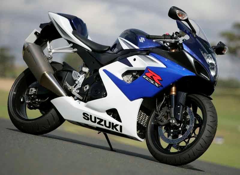SUZUKI GSX-R1000 (2005-2006) Review | MCN