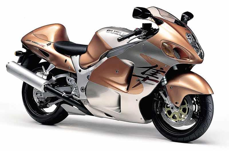 Suzuki Hayabusa Anime Aerography Abstract Bike 2014 | El Tony