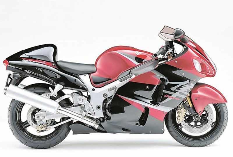 SUZUKI GSX1300R HAYABUSA (1999-2007) Review | MCN